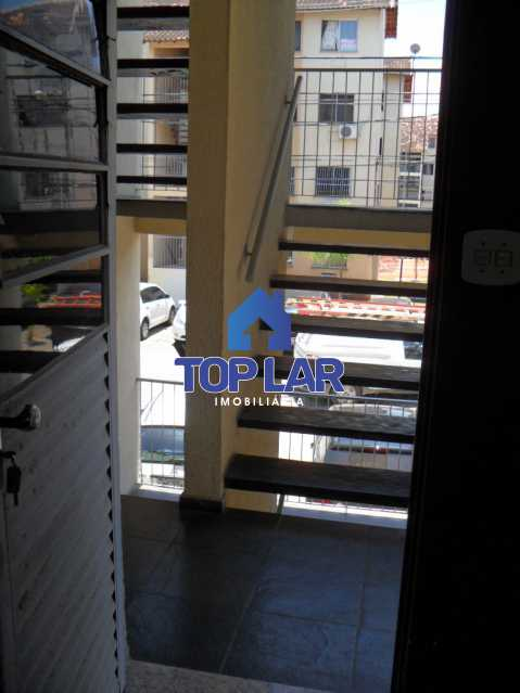023 - Cond.Fech., seg.24hrs, apto VAZIO, fte, sla, 2qtos, coz. com armários, bh.blindex, área, gar. Total infra! (Próx. BRT São Jorge). - HAAP20095 - 24