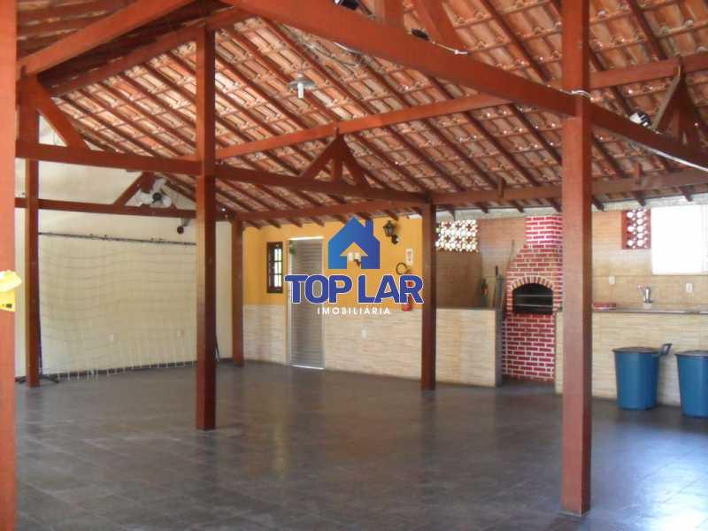 028 - Cond.Fech., seg.24hrs, apto VAZIO, fte, sla, 2qtos, coz. com armários, bh.blindex, área, gar. Total infra! (Próx. BRT São Jorge). - HAAP20095 - 29