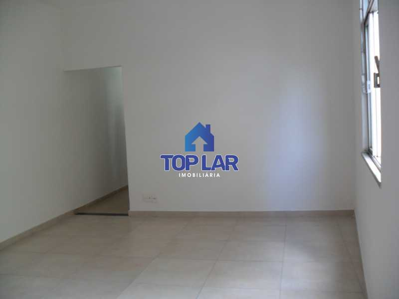 05 - Amplo apto vazio, frente, sala, 2qtos, 2bahs, coz, area, qto empr., gar. (Diagonal a Pça Dalva de Oliveira). - HAAP20106 - 6