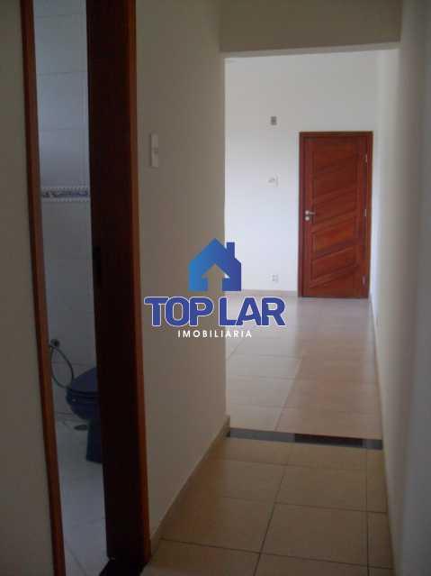 18 - Amplo apto vazio, frente, sala, 2qtos, 2bahs, coz, area, qto empr., gar. (Diagonal a Pça Dalva de Oliveira). - HAAP20106 - 19