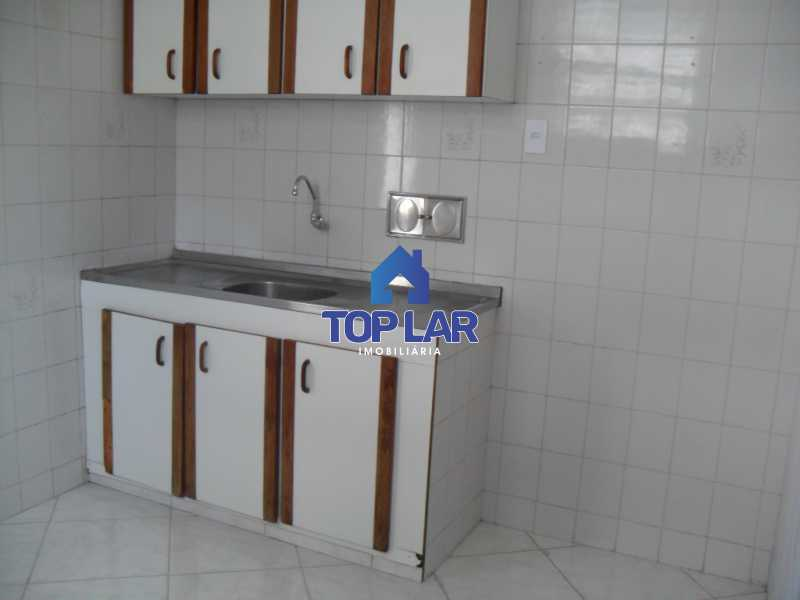 21 - Amplo apto vazio, frente, sala, 2qtos, 2bahs, coz, area, qto empr., gar. (Diagonal a Pça Dalva de Oliveira). - HAAP20106 - 22