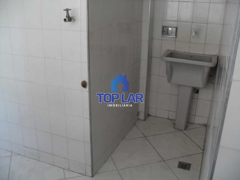 24 - Amplo apto vazio, frente, sala, 2qtos, 2bahs, coz, area, qto empr., gar. (Diagonal a Pça Dalva de Oliveira). - HAAP20106 - 25