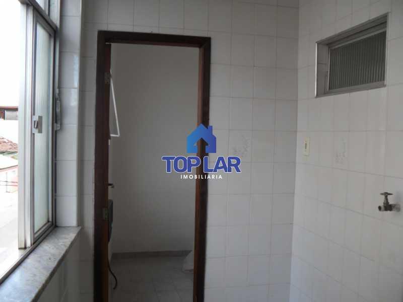 25 - Amplo apto vazio, frente, sala, 2qtos, 2bahs, coz, area, qto empr., gar. (Diagonal a Pça Dalva de Oliveira). - HAAP20106 - 26