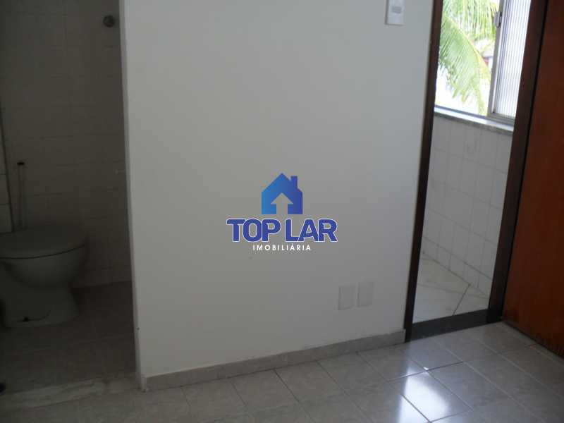 26 - Amplo apto vazio, frente, sala, 2qtos, 2bahs, coz, area, qto empr., gar. (Diagonal a Pça Dalva de Oliveira). - HAAP20106 - 27