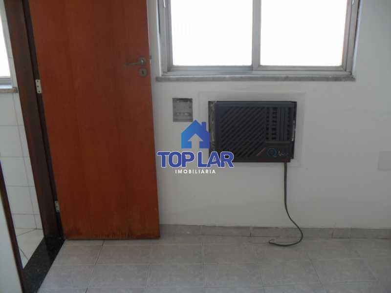 30 - Amplo apto vazio, frente, sala, 2qtos, 2bahs, coz, area, qto empr., gar. (Diagonal a Pça Dalva de Oliveira). - HAAP20106 - 31