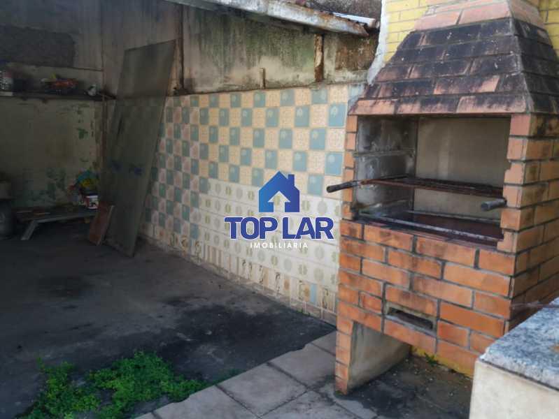 4. - Excelente casa Linear com área total de 360m de 3 quartos na Vila da Penha !!!! - HACA30009 - 8