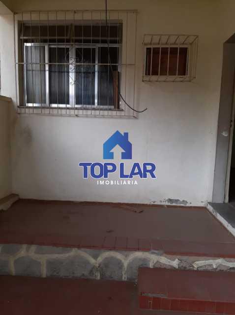 19. - Excelente Apartamento tipo casa com 2 quartos e vaga para 2 carros em ótima localização. - HAAP20114 - 19