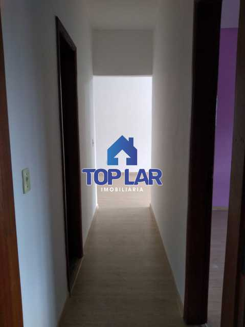 2. - Excelente apartamento em prédio pequeno com fino acabamento, 2 quartos sendo 1 suite e 1 vaga de garagem. - HAAP20115 - 5