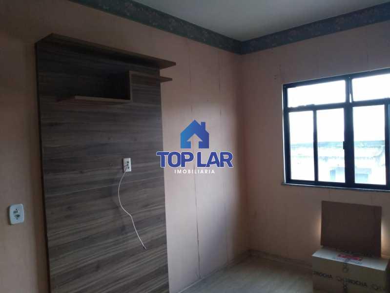 5. - Excelente apartamento em prédio pequeno com fino acabamento, 2 quartos sendo 1 suite e 1 vaga de garagem. - HAAP20115 - 7