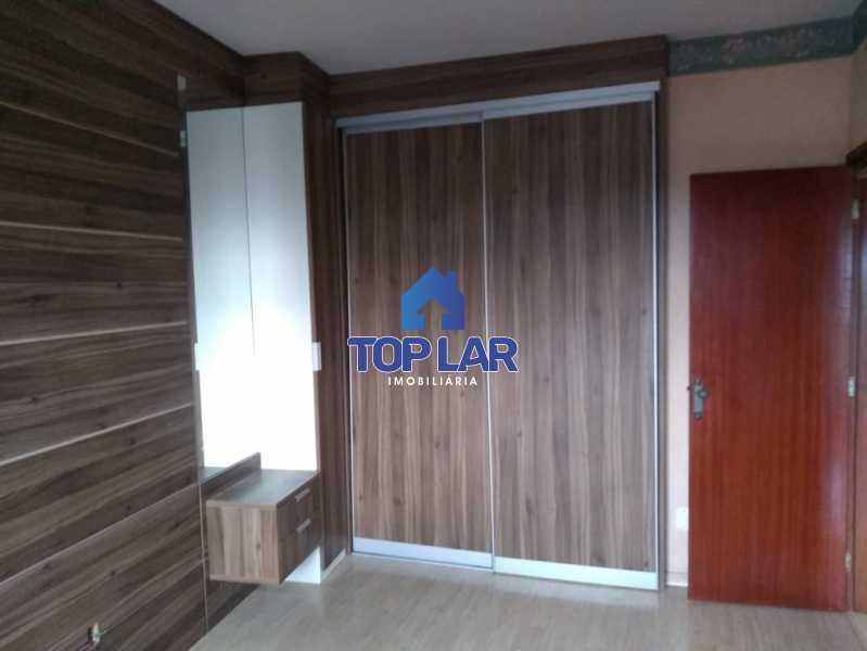 6. - Excelente apartamento em prédio pequeno com fino acabamento, 2 quartos sendo 1 suite e 1 vaga de garagem. - HAAP20115 - 8
