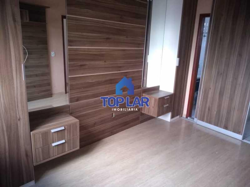 9. - Excelente apartamento em prédio pequeno com fino acabamento, 2 quartos sendo 1 suite e 1 vaga de garagem. - HAAP20115 - 9