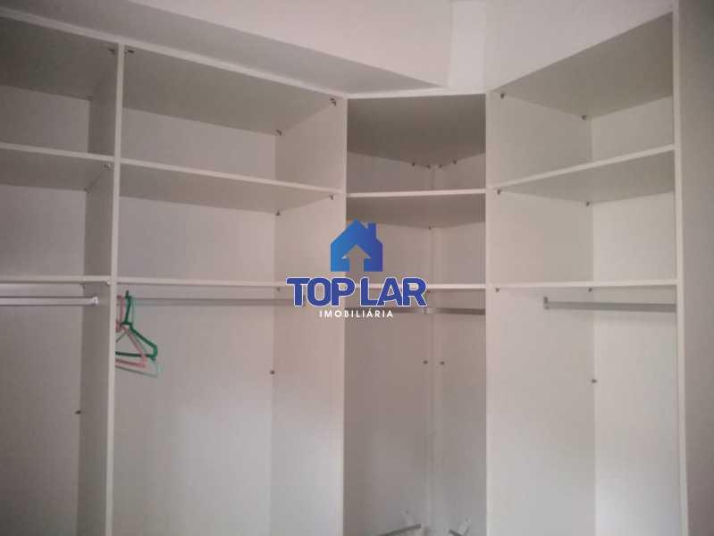 12. - Excelente apartamento em prédio pequeno com fino acabamento, 2 quartos sendo 1 suite e 1 vaga de garagem. - HAAP20115 - 14