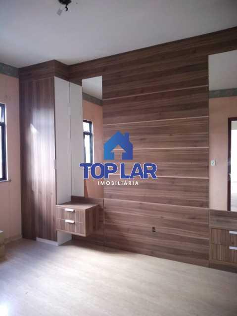 13. - Excelente apartamento em prédio pequeno com fino acabamento, 2 quartos sendo 1 suite e 1 vaga de garagem. - HAAP20115 - 10