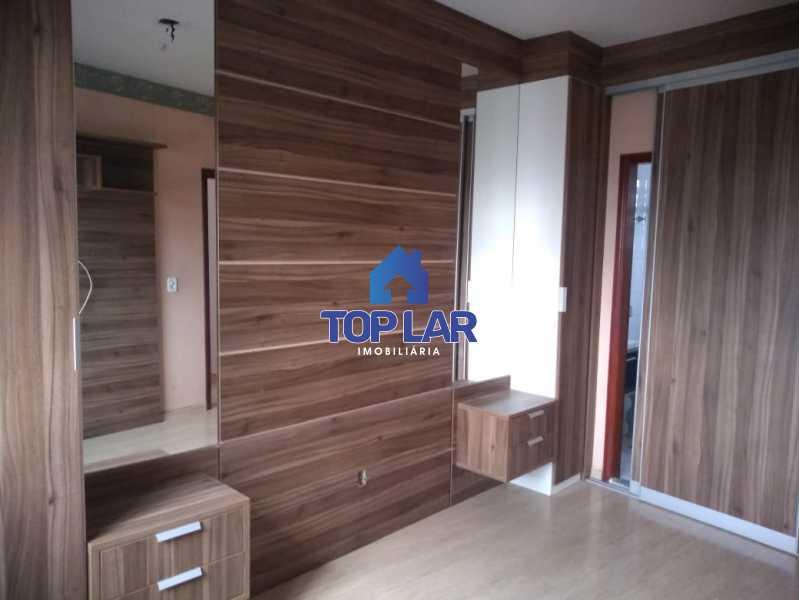 14. - Excelente apartamento em prédio pequeno com fino acabamento, 2 quartos sendo 1 suite e 1 vaga de garagem. - HAAP20115 - 11