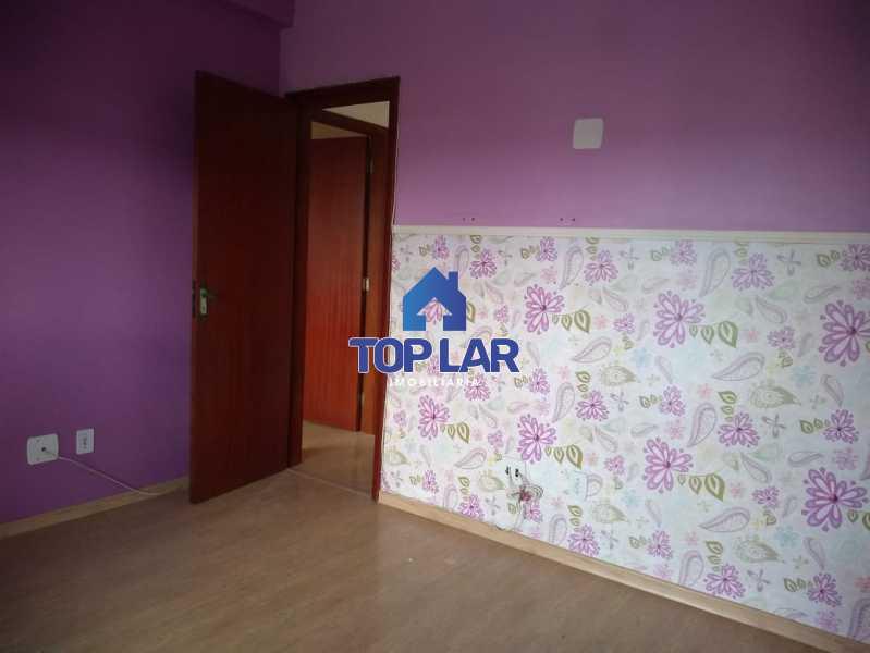 15. - Excelente apartamento em prédio pequeno com fino acabamento, 2 quartos sendo 1 suite e 1 vaga de garagem. - HAAP20115 - 15