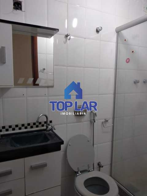 16. - Excelente apartamento em prédio pequeno com fino acabamento, 2 quartos sendo 1 suite e 1 vaga de garagem. - HAAP20115 - 22