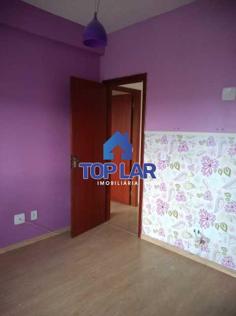 17. - Excelente apartamento em prédio pequeno com fino acabamento, 2 quartos sendo 1 suite e 1 vaga de garagem. - HAAP20115 - 16