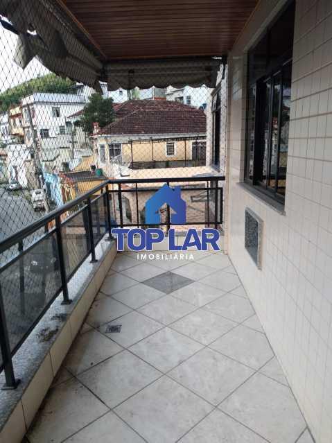 20. - Excelente apartamento em prédio pequeno com fino acabamento, 2 quartos sendo 1 suite e 1 vaga de garagem. - HAAP20115 - 4