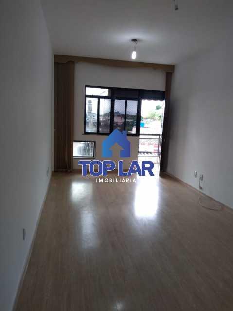 21. - Excelente apartamento em prédio pequeno com fino acabamento, 2 quartos sendo 1 suite e 1 vaga de garagem. - HAAP20115 - 19