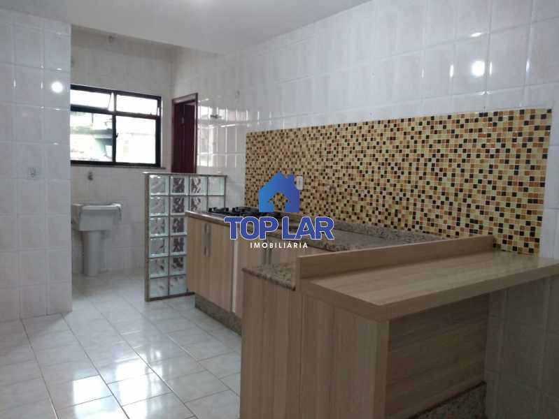 22. - Excelente apartamento em prédio pequeno com fino acabamento, 2 quartos sendo 1 suite e 1 vaga de garagem. - HAAP20115 - 24