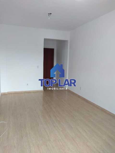 23. - Excelente apartamento em prédio pequeno com fino acabamento, 2 quartos sendo 1 suite e 1 vaga de garagem. - HAAP20115 - 18
