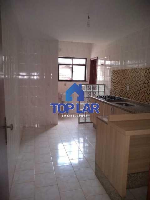26. - Excelente apartamento em prédio pequeno com fino acabamento, 2 quartos sendo 1 suite e 1 vaga de garagem. - HAAP20115 - 26