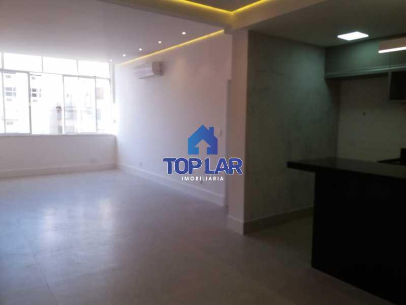 2. - Excelente apartamento a 2 quadras da praia de Copacabana Posto 5,com 2 quartos sendo 1 suite, todo reformado !!!! - HAAP30028 - 3