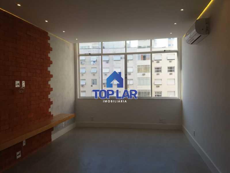 3. - Excelente apartamento a 2 quadras da praia de Copacabana Posto 5,com 2 quartos sendo 1 suite, todo reformado !!!! - HAAP30028 - 4