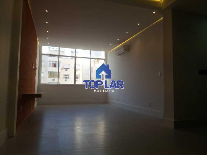 4. - Excelente apartamento a 2 quadras da praia de Copacabana Posto 5,com 2 quartos sendo 1 suite, todo reformado !!!! - HAAP30028 - 5