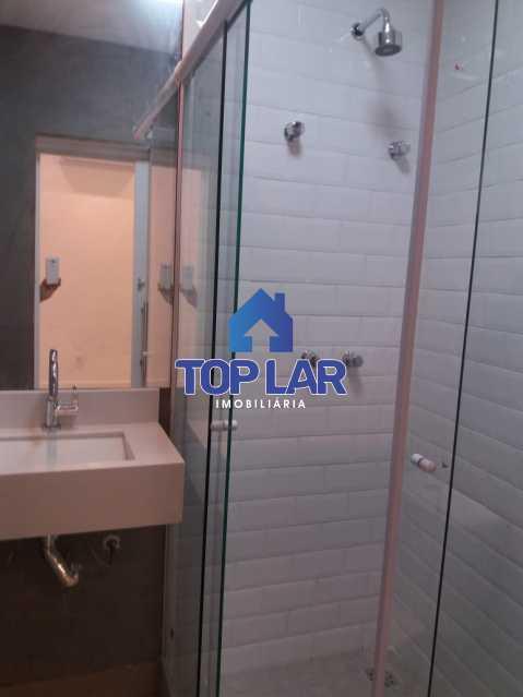7. - Excelente apartamento a 2 quadras da praia de Copacabana Posto 5,com 2 quartos sendo 1 suite, todo reformado !!!! - HAAP30028 - 8