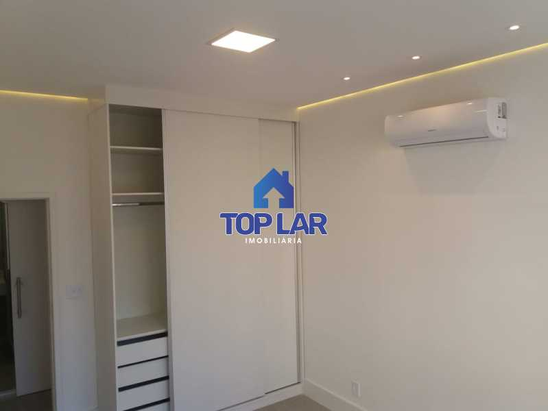 11. - Excelente apartamento a 2 quadras da praia de Copacabana Posto 5,com 2 quartos sendo 1 suite, todo reformado !!!! - HAAP30028 - 12