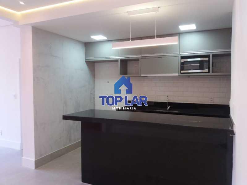 15. - Excelente apartamento a 2 quadras da praia de Copacabana Posto 5,com 2 quartos sendo 1 suite, todo reformado !!!! - HAAP30028 - 16