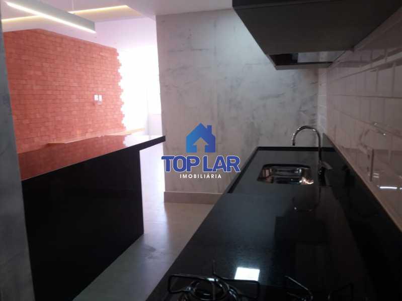 16. - Excelente apartamento a 2 quadras da praia de Copacabana Posto 5,com 2 quartos sendo 1 suite, todo reformado !!!! - HAAP30028 - 17