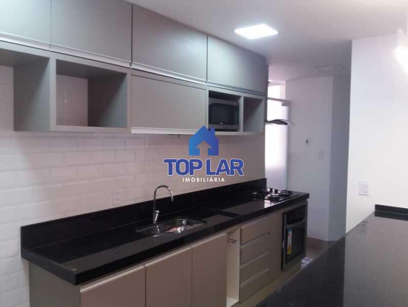 18. - Excelente apartamento a 2 quadras da praia de Copacabana Posto 5,com 2 quartos sendo 1 suite, todo reformado !!!! - HAAP30028 - 19
