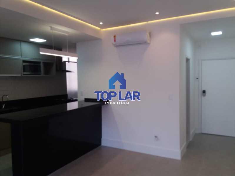 19. - Excelente apartamento a 2 quadras da praia de Copacabana Posto 5,com 2 quartos sendo 1 suite, todo reformado !!!! - HAAP30028 - 20