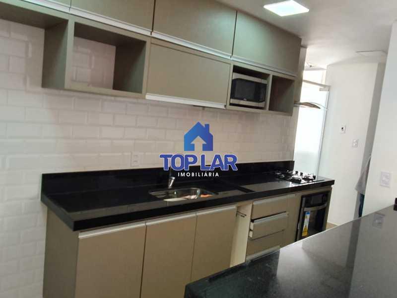 20. - Excelente apartamento a 2 quadras da praia de Copacabana Posto 5,com 2 quartos sendo 1 suite, todo reformado !!!! - HAAP30028 - 21