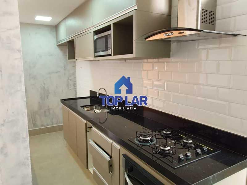 21. - Excelente apartamento a 2 quadras da praia de Copacabana Posto 5,com 2 quartos sendo 1 suite, todo reformado !!!! - HAAP30028 - 22