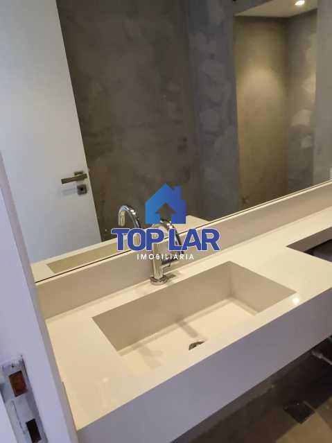 22. - Excelente apartamento a 2 quadras da praia de Copacabana Posto 5,com 2 quartos sendo 1 suite, todo reformado !!!! - HAAP30028 - 23