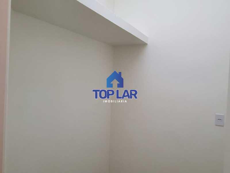 24. - Excelente apartamento a 2 quadras da praia de Copacabana Posto 5,com 2 quartos sendo 1 suite, todo reformado !!!! - HAAP30028 - 25