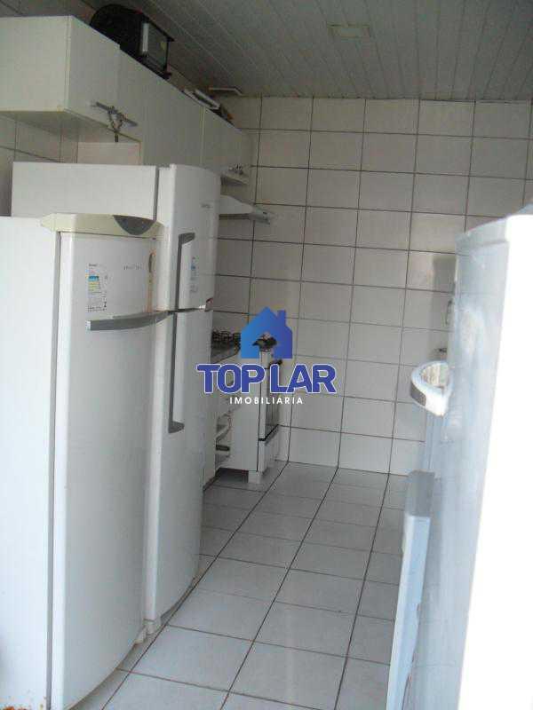 06 - Residencial Recreio do Pontal - apto TÉRREO, fte, sol manhã, sl, 2qtos, garagem, play, sl.festa, churrasqueira.(Segurança total) - HAAP20118 - 7