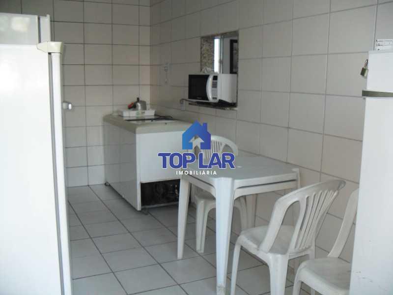 07 - Residencial Recreio do Pontal - apto TÉRREO, fte, sol manhã, sl, 2qtos, garagem, play, sl.festa, churrasqueira.(Segurança total) - HAAP20118 - 8