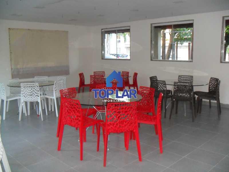 09 - Residencial Recreio do Pontal - apto TÉRREO, fte, sol manhã, sl, 2qtos, garagem, play, sl.festa, churrasqueira.(Segurança total) - HAAP20118 - 10
