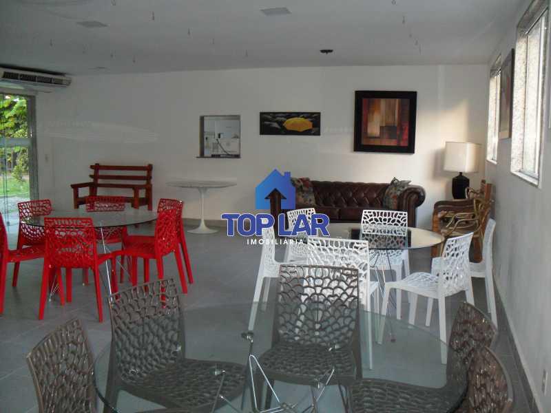 10 - Residencial Recreio do Pontal - apto TÉRREO, fte, sol manhã, sl, 2qtos, garagem, play, sl.festa, churrasqueira.(Segurança total) - HAAP20118 - 11