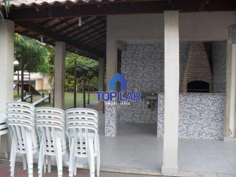 11 - Residencial Recreio do Pontal - apto TÉRREO, fte, sol manhã, sl, 2qtos, garagem, play, sl.festa, churrasqueira.(Segurança total) - HAAP20118 - 12