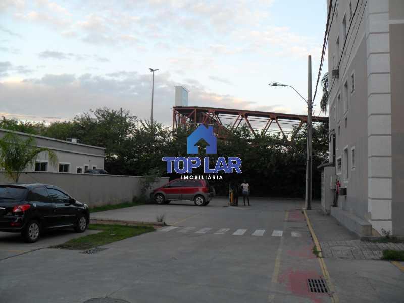 12 - Residencial Recreio do Pontal - apto TÉRREO, fte, sol manhã, sl, 2qtos, garagem, play, sl.festa, churrasqueira.(Segurança total) - HAAP20118 - 13