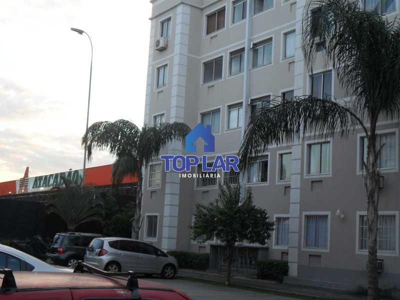 13 - Residencial Recreio do Pontal - apto TÉRREO, fte, sol manhã, sl, 2qtos, garagem, play, sl.festa, churrasqueira.(Segurança total) - HAAP20118 - 14