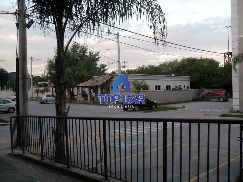 14 - Residencial Recreio do Pontal - apto TÉRREO, fte, sol manhã, sl, 2qtos, garagem, play, sl.festa, churrasqueira.(Segurança total) - HAAP20118 - 15