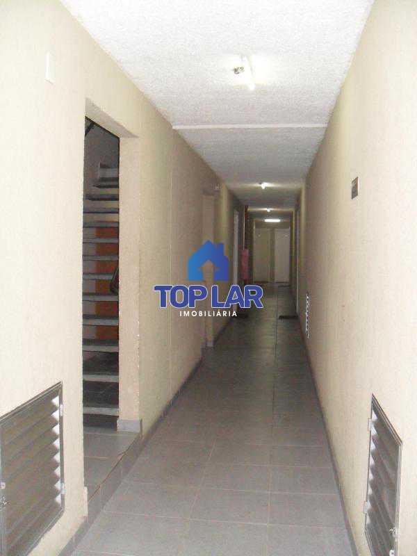 15 - Residencial Recreio do Pontal - apto TÉRREO, fte, sol manhã, sl, 2qtos, garagem, play, sl.festa, churrasqueira.(Segurança total) - HAAP20118 - 16