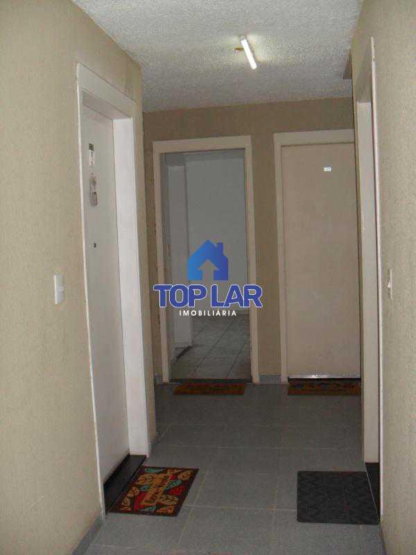 16 - Residencial Recreio do Pontal - apto TÉRREO, fte, sol manhã, sl, 2qtos, garagem, play, sl.festa, churrasqueira.(Segurança total) - HAAP20118 - 17