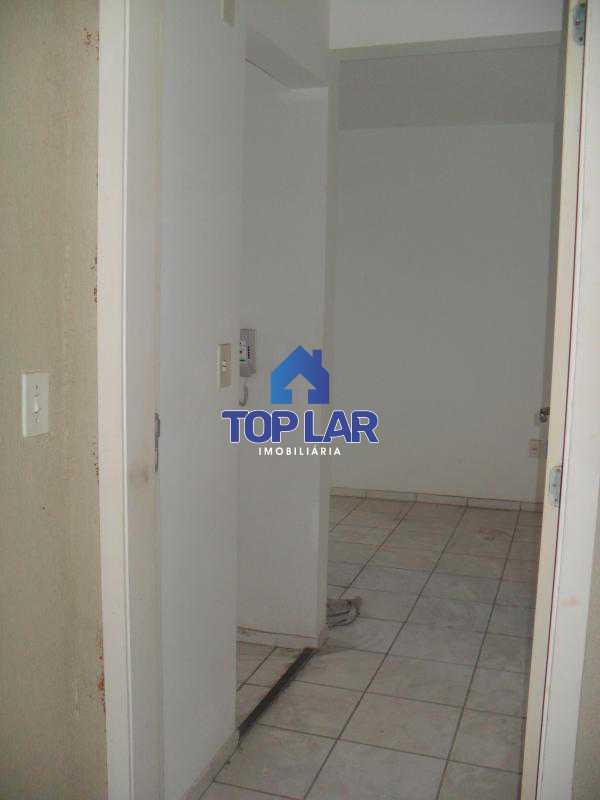 17 - Residencial Recreio do Pontal - apto TÉRREO, fte, sol manhã, sl, 2qtos, garagem, play, sl.festa, churrasqueira.(Segurança total) - HAAP20118 - 18
